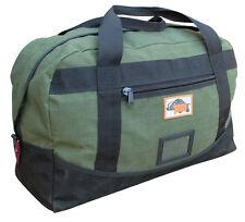 Tusker Canvas Echelon Travel Bag - Green -