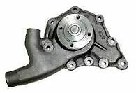 LAND ROVER SERIES 2A & 3 WATER PUMP COOLANT PUMP 4 CYL (9 HOLE) - NEW - STC3758
