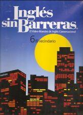 B00550562C Ingles sin Barreras, El Video-Maestro de Ingles: 6 El vecindario (bo