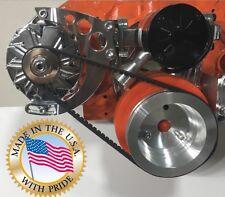 Small Block Chevy Alternator Bracket New Electric Water Pump SBC EWP LWP 350
