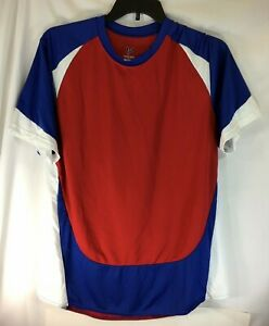 High Five Red/Blue Adult Large Soccer Jersey NEW C-19