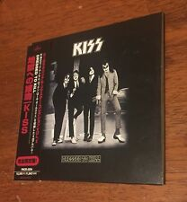 Kiss - Dressed To Kill Japanese Import 1996