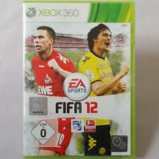 XBOX 360 - Microsoft ► FIFA 12 ◄ dt. Version