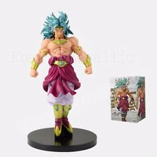 "DragonBall Z Dragon Ball SCultures BIG Broly 19cm/7.6"" PVC Figure New In Box"