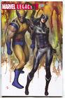 Marvel Legacy 1 2017 NM Adi Granov Color Variant X-23 Wolverine X-Men Avengers