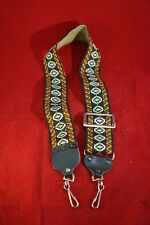 Vintage Embroidered Camera Hippie Strap for Nikon Pentax Canon Minolta and more
