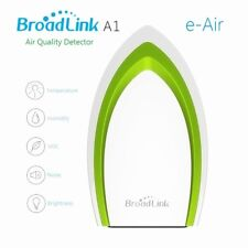 BroadLink A1 Air Quality Detector Wireless Testing Humidity Temperature Sensor