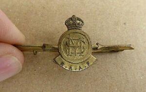 WW11 R.A.A.F ROYAL AUSTRALIAN AIR FORCE METEOROLOGICAL SERVICE BADGE