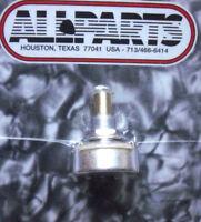 Allparts EP-0885-000 CTS-Poti 10mm Potentiometer solid shaft 250 kOhm, A log.