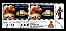 CANADA - 1999 - 50° del Museo Antropologico della Univ. della British Columbia