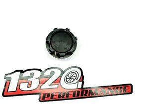 1320 Performance Black Oil Cap for GSR LS Si GTR b16 b18 b20 b18c b16a2 k20 k24