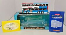 CSM - 1:76 DIECAST LIMITED EDITION - BOSCH - DENNIS DRAGON D/DECKER BUS - DA103B