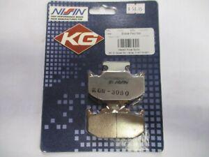 NISSIN KG POWER SPORTS Brake Pads KGN-3050 97-99 Suzuki DR350