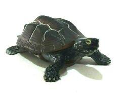 Japan Yujin Chinese Three-Keeled Pond Turtle Animal Realistic Miniature Figure