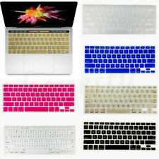 Keyboard Protector Skin Cover Film For Macbook Air Retina 11.6'' 12'' 13'' 15''
