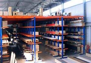 Cantilever Racking All Lengths x Widths x Heights Supplied Installed 08001120013