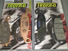kit pastiglie anteriori + posteriori Kawasaki VN 800 900 classic custom drifter