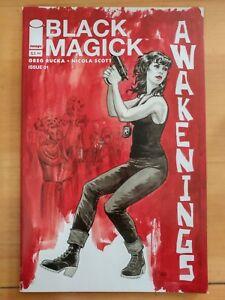 BLACK MAGIC #1b (2018 IMAGE Comics) ~ VF/NM Comic Book