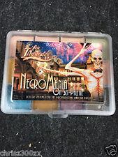 PPI SKIN ILLUSTRATOR - MINI Necromania On Set Palette Makeup, undead, decaying