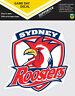 NRL Game Day Decal  - Sydney Roosters - Car Sticker 180mm