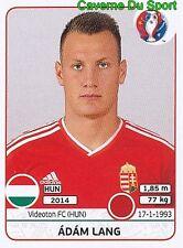 666 ADAM LANG MAGYARORSZAG HUNGARY VIDEOTON.FC STICKER EURO 2016 PANINI