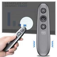 Stylo présentateur sans fil PPT Powerpoint Presentation Clicker Control USB