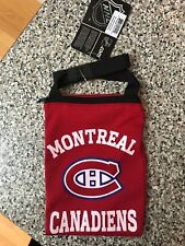 *new* MONTREAL CANADIENS  game day POUCH