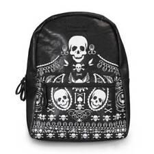 Backpack Sugar Skull Synthetic Bags   Handbags for Women  a338a2cb605da