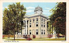 Kentucky Ky Postcard c1920-30s MURRAY County Court House Building
