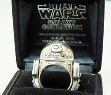 Star Wars R2D2 Stering Silver ring / Japan 1997 (Pre Owened)