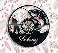 Fishing gifts, fishing decor, fishing gift for men, father's day gift, love fish