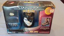 Star Trek Next Generation Strike Force Borg Temple with Figures Playmates NIP