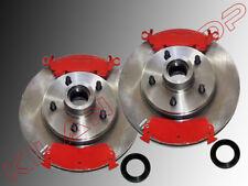 2 Bremsscheiben Satz Bremsklötze vorne Chevrolet G10 G20 1975-1993 Benziner
