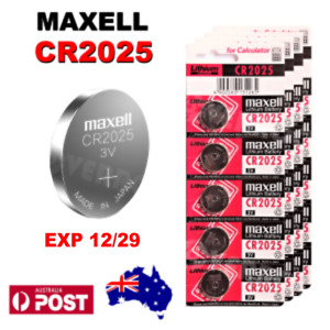 1-20 PCS x CR2025 3V LITHIUM COIN BUTTON BATTERY MADE IN JAPAN EXPIRES: 12/29