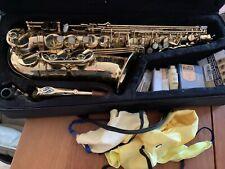Alt Saxophon Selmer Super Action Serie II Gebraucht- gut erhalten