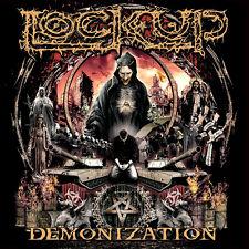 Lock up - Demonization Digipak CD