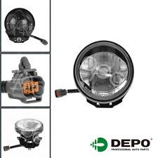 Set of 2 Clear Lens Fog Light For 99-03 Mazda Protege LH /& RH w// Bulbs