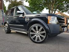 2007 LAND ROVER DISCOVERY 3 2.7 DIESEL TDV6 AUTO 7 SEATER