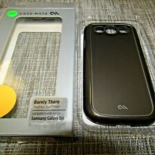 CASEMATE BARELY THERE FOR SAMSUNG GALAXY S3, SILVER, 1267