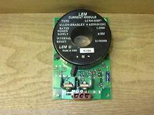 Allen Bradley A2550301201 LEM Current Module LC500-5/SP7 MMC