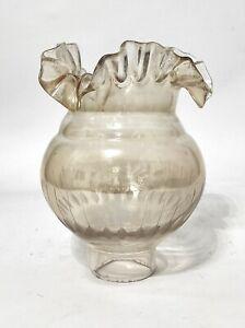 Boccia Lampadari ricambi di vetro giallino Campane per lampade Lumi Vintage