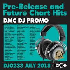 DMC DJ Only 233 Promo Double Chart Music CDs