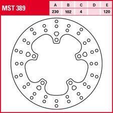 TRW Disques de Frein Arrière MST389 avec ABE