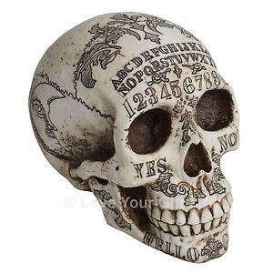 Spirits Skull 15m High Nemesis Now Gothic Spirit Board Samhein Halloween