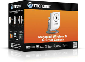 TRENDNET Megapixel HD Wireless-N Internetkamera
