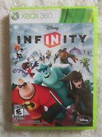 Xbox 360 Disney Infinity 1.0 Game
