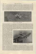 1922 Metal Aeroplane Construction Rolling Section Machine