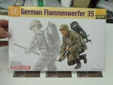 1/6 ICM Dragon 75036 German Flammenwerfer 35 Kit - NIB
