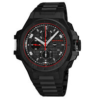 Snyper Men's Iron Clad Chronograph Stainless Steel Automatic Watch 50.220.0M