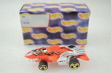 Vintage Hot Wheels Car Red Tiger Shark In Gift Box